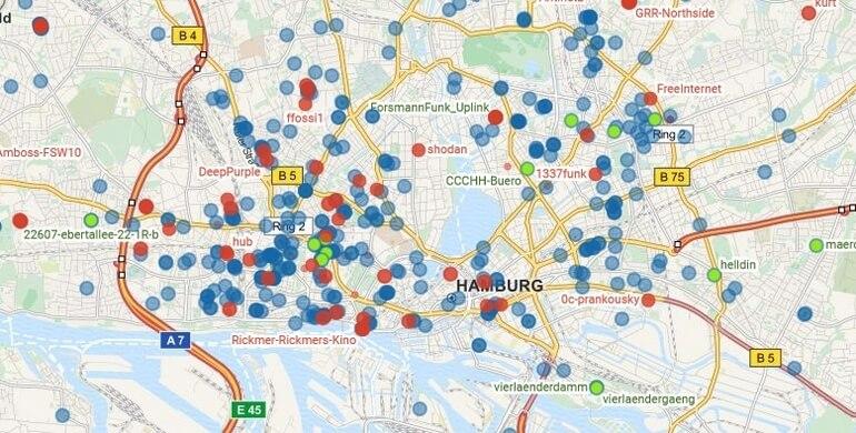 Butschy Freifunk Hamburg